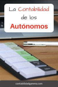 libros contables autónomos