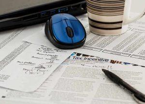 Asiento de apertura contable